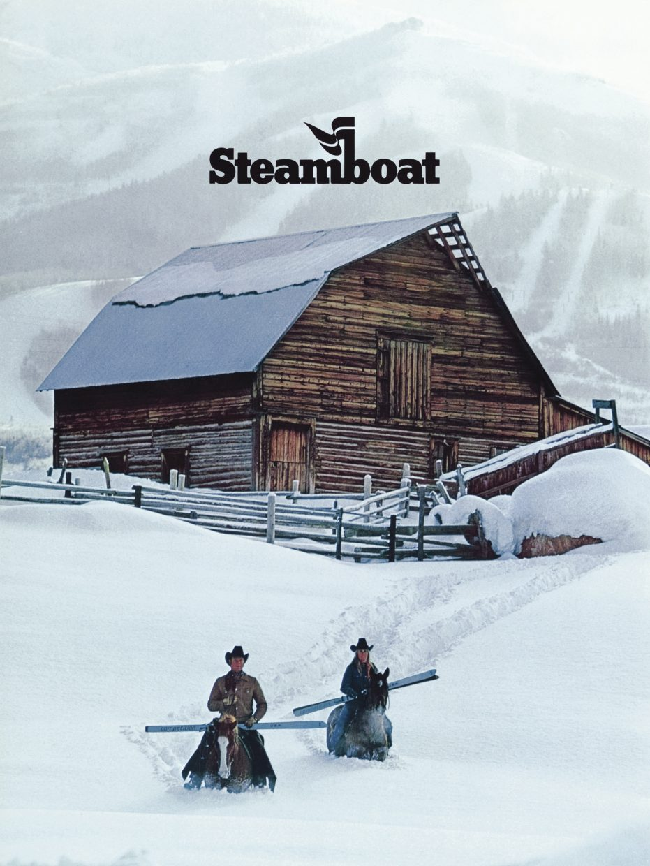 Steamboat barn on FamilyTravel.com