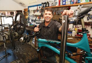 Best of the Boat bike mechanic: Chris Johns