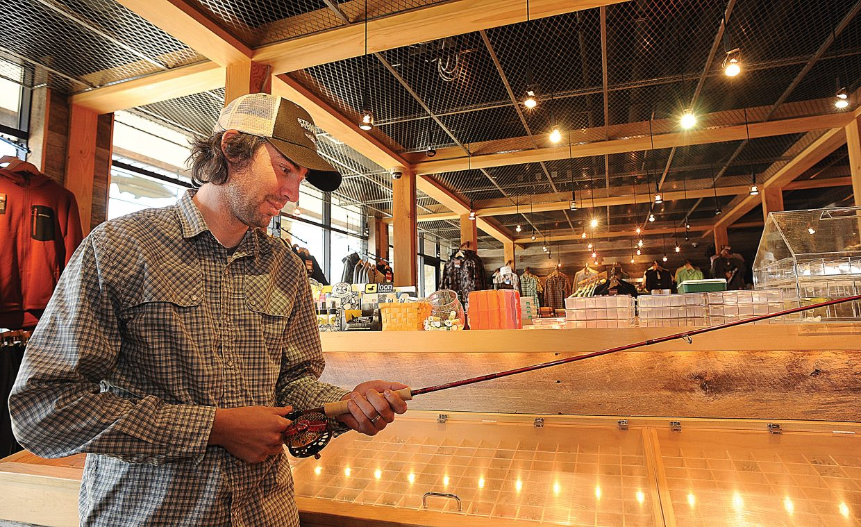 olympian johnny spillane purchases downtown steamboat fly