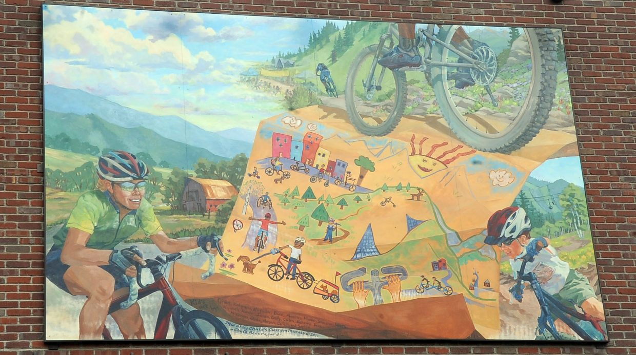 Mural mania: Inside Steamboat\'s outdoor artwork   SteamboatToday.com