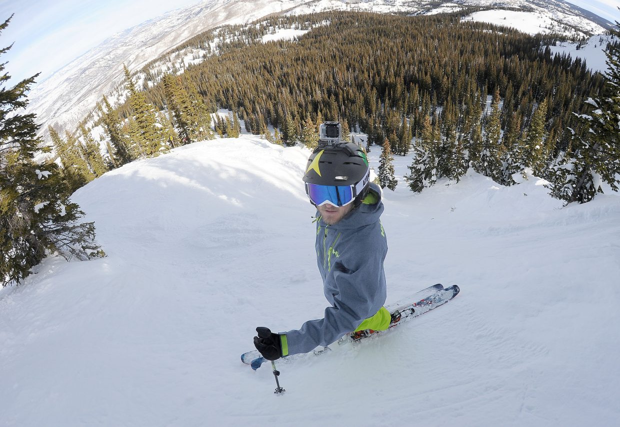 Finding a new angle: Increasing popularity of GoPro cameras creates
