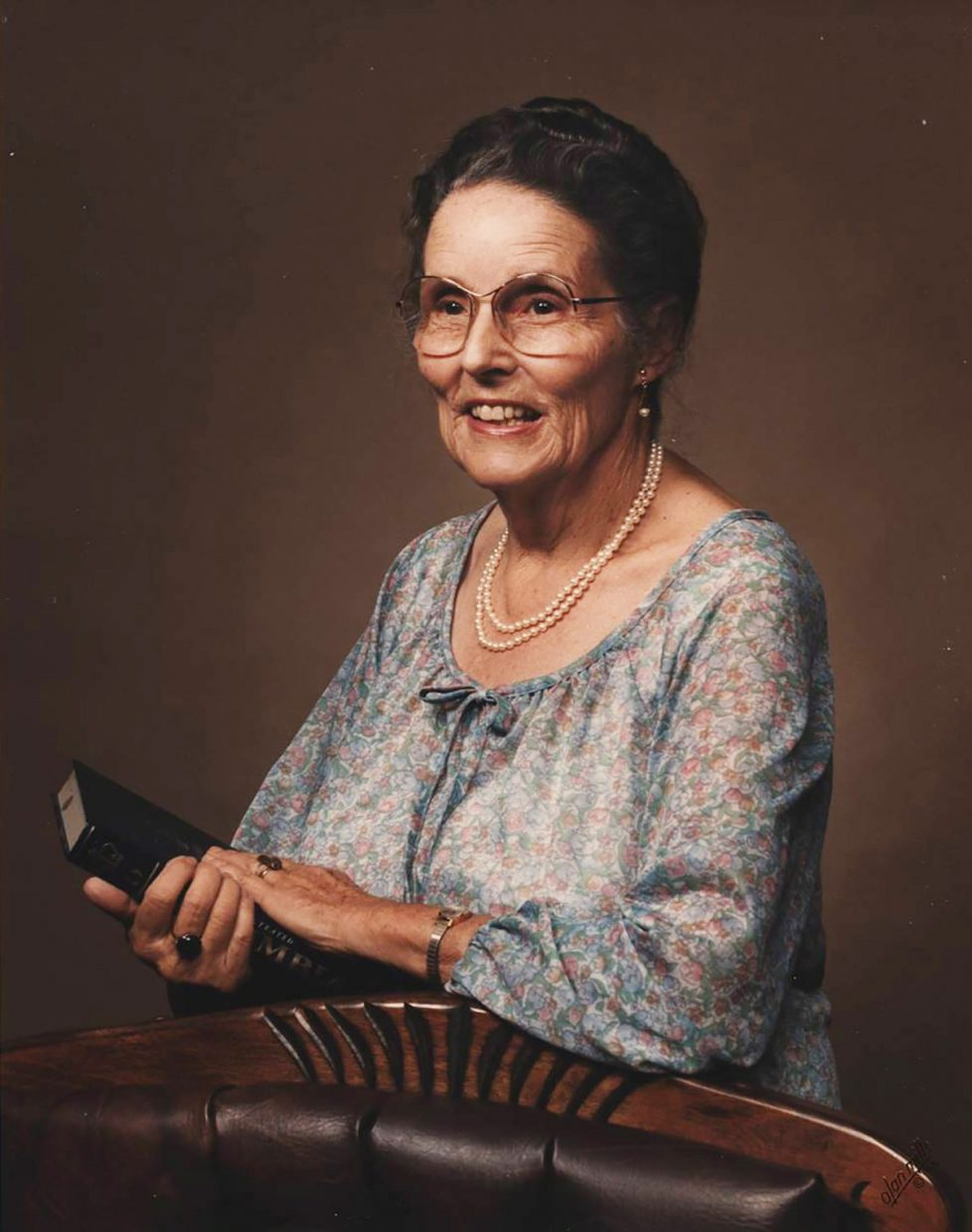 Yampa Valley College founder Lucile Bogue