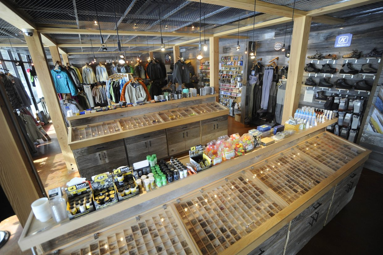 Best of the Boat: Best Fishing Shop — Steamboat Flyfisher