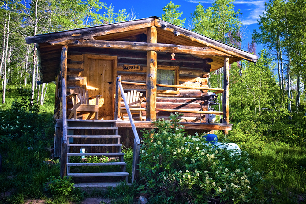 Historic Columbine Cabins In North Routt Sell For 850 000