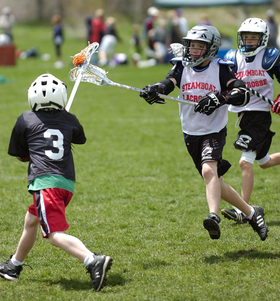 Lacrosse A Growing Game