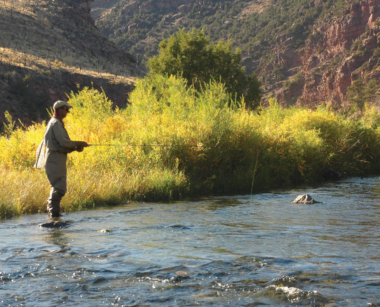 Green river expedition proves a rewarding fly fishing trip for Green river fishing