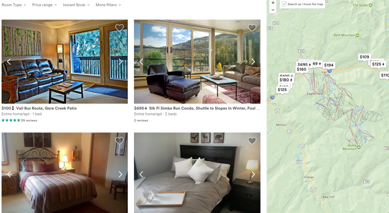 Vail reports more than 1,400 unlicensed vacation rentals in city ...