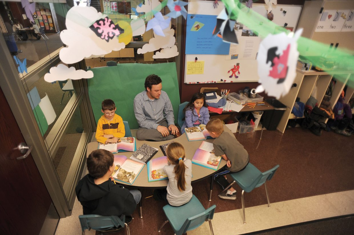 Elementary Classrooms Of The Future ~ Future steamboat springs school district enrollment gains