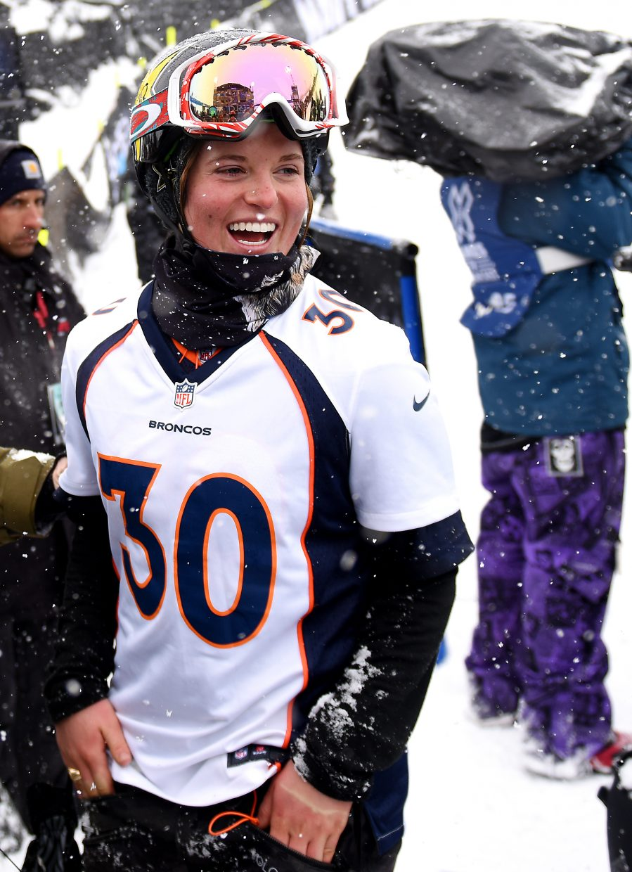 Her best ever tweet? Arielle Gold said it was when she reached out to interact with the Denver Broncos. She wore a Broncos jersey the day she won a silver medal at X Games and at the same time the Broncos were on their way to winning Super Bowl 50. Her social media interaction with the team built her follower numbers and even helped her land Super Bowl tickets.