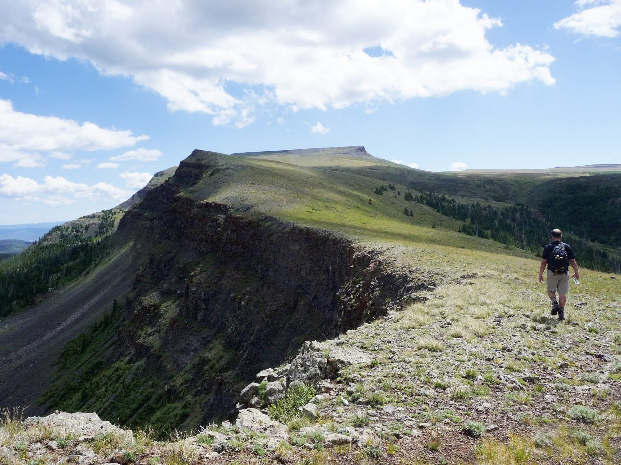 Find A New Wilderness Adventure On Flat Top Mountain