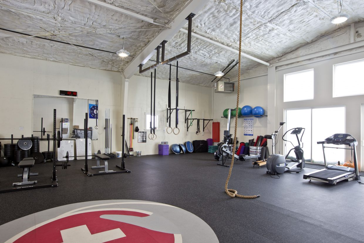 Participants are encouraged to remain active while at The Foundry, including by using the on-site gym.