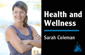 Sarah Coleman: Take the mental health cleanse challenge