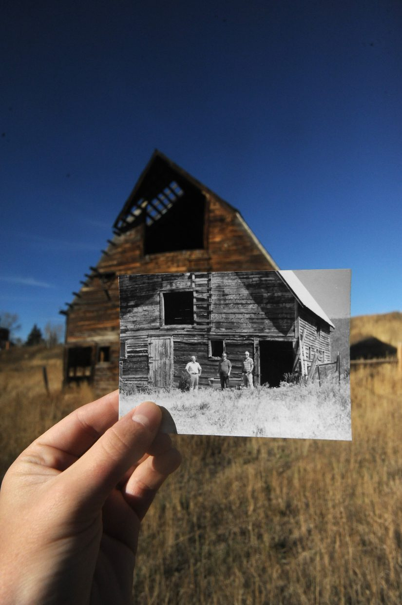 a history of our old barn The barn, as erected became a focal point for the farm, and a landmark for the people of de soto, kansas and northwestern johnson county in 2002, the white/waitzmann barn was the recipient of a kansas preservation bronze medal for the efforts of the group of locals who loved old barns.