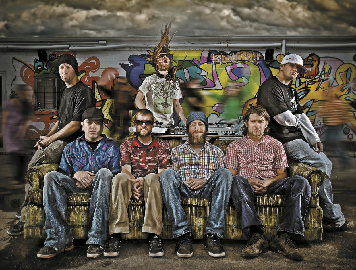 Hip-hop, dub band plays today in Steamboat | SteamboatToday com