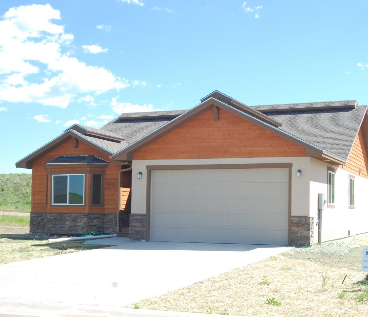 Spec homes resurface in routt county for Spec home builders