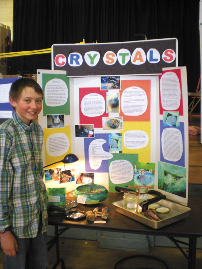 science projects for 4th graders