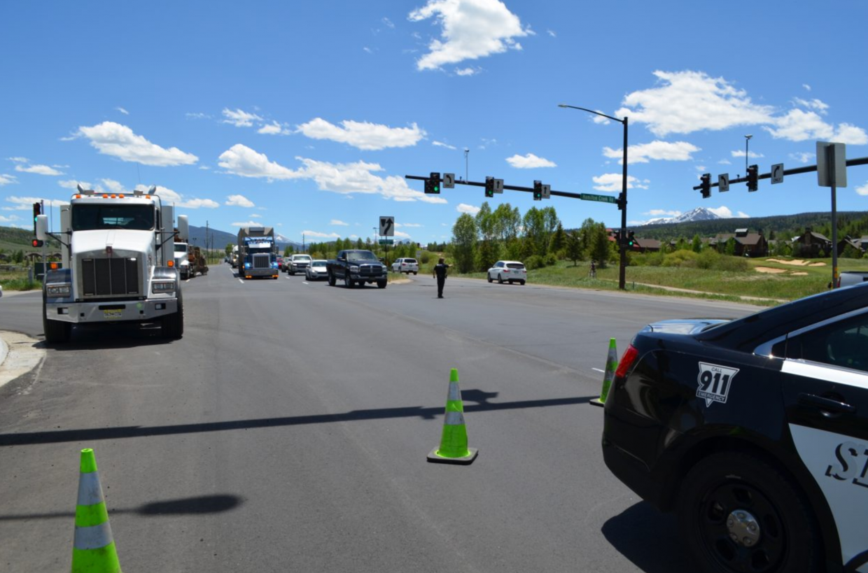 Man killed in industrial accident north of Silverthorne during