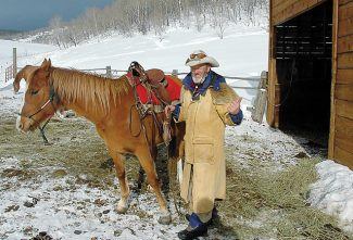 Best of the Boat horseback outfitter: Del's Triangle 3 Ranch
