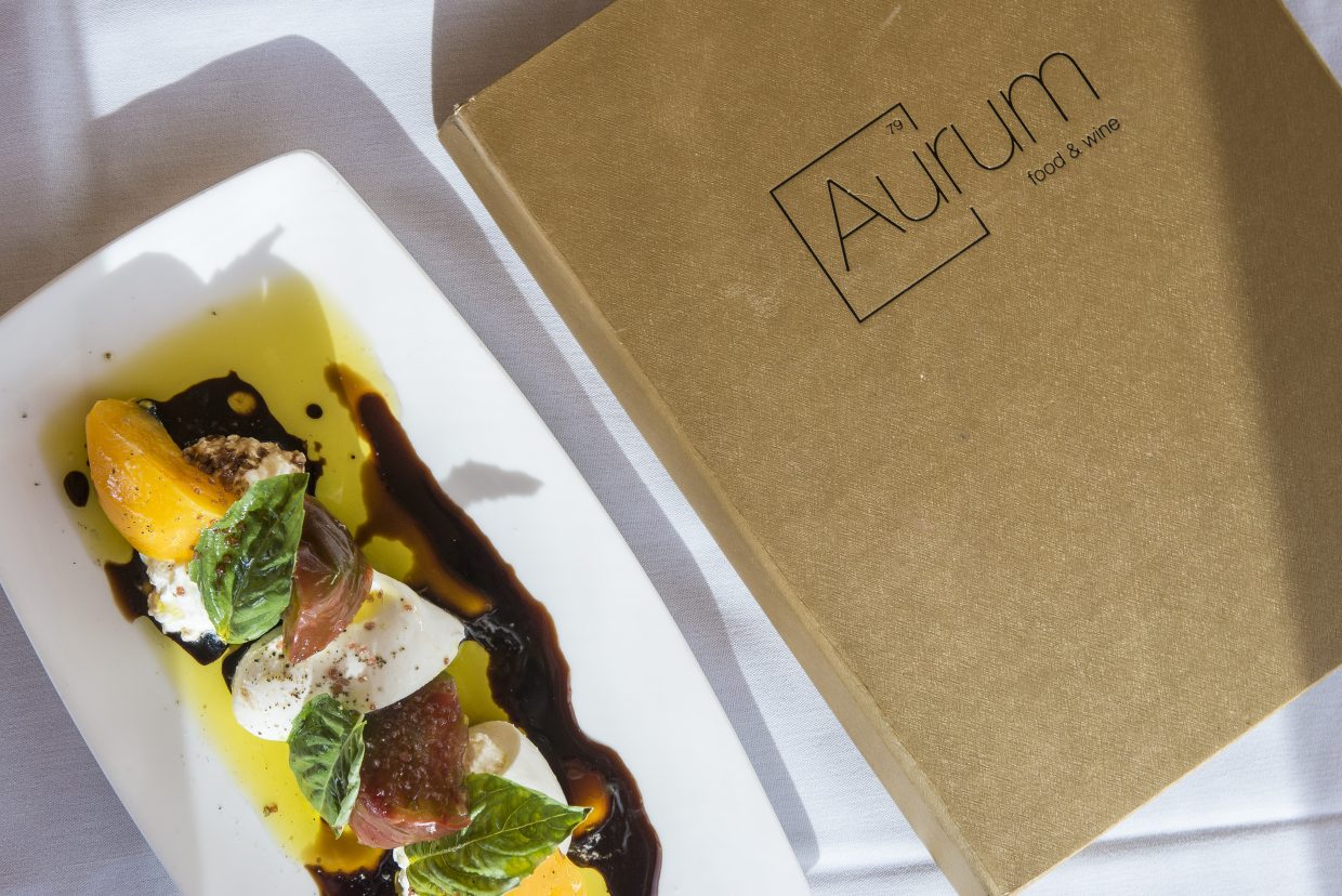 Best of the Boat outdoor dining: Aurum Food & Wine