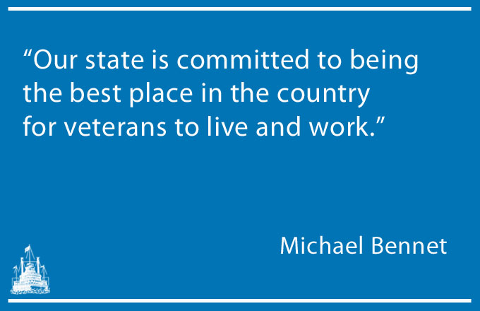 Michael Bennet: Fulfilling our promise to veterans