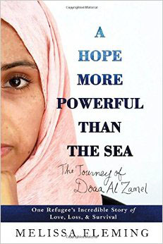 'A Hope More Powerful Than the Sea,' by Melissa Fleming
