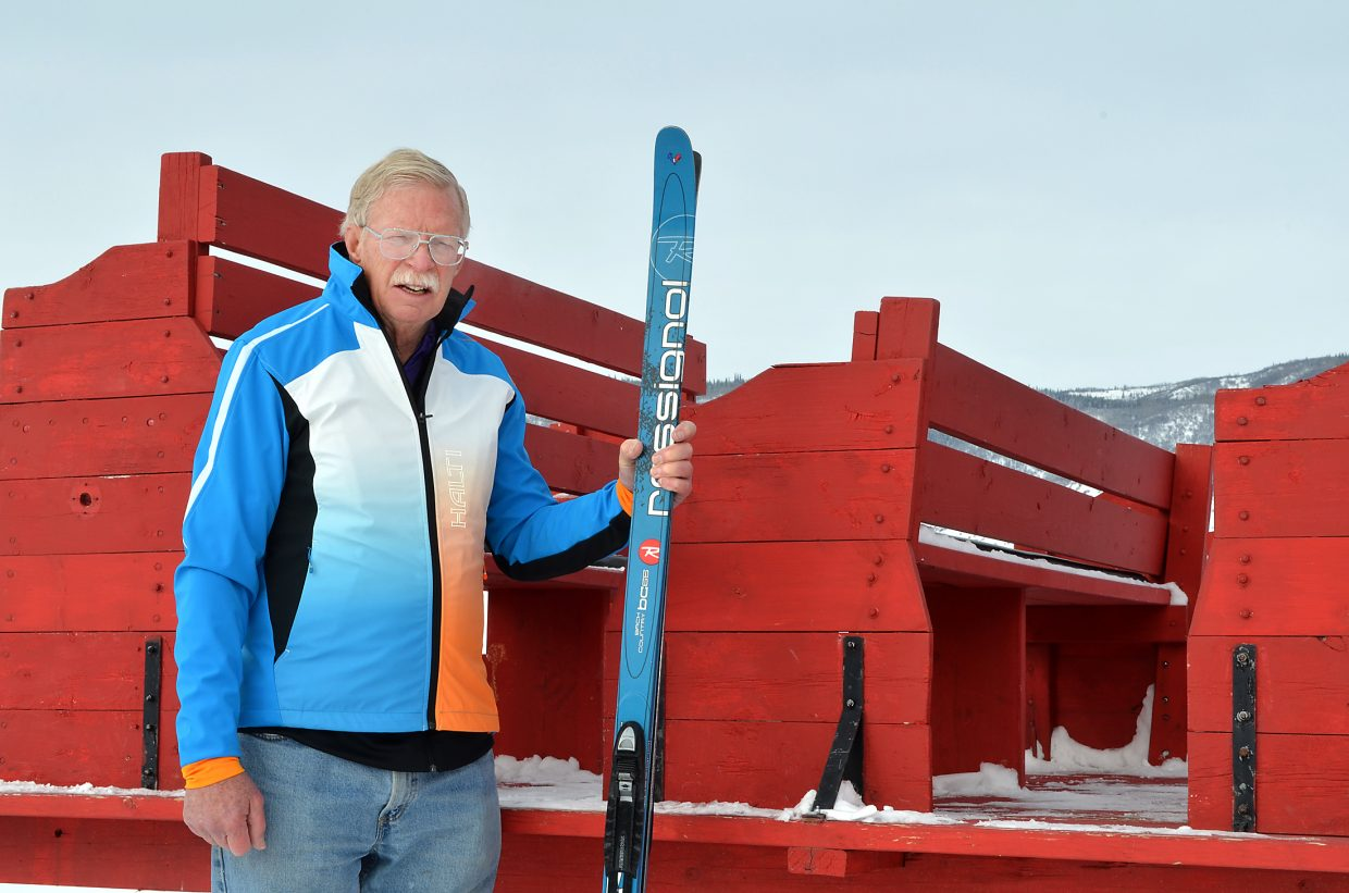 Retired emergency room physician Dr. Donald Cantway, of Steamboat Springs, has found that exercise, including the the classical stye of cross country skiing in combination with a neurostimulator brain implant, have greatly improved his quality of life while coping with Parkinson's disease.