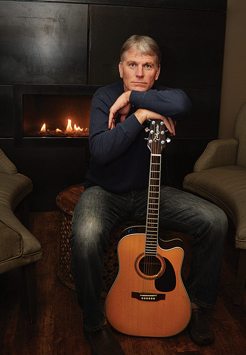 """Musician Todd Musselman will be featured on Inspired Life Network's """"Where is There"""" at 7 p.m. Tuesday."""
