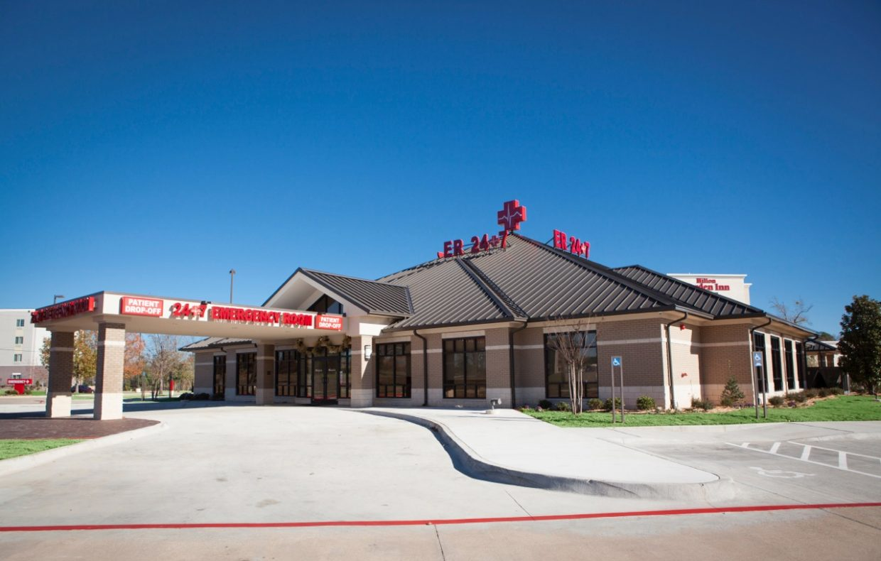 Dr. Dallas Bailes opened this successful freestanding emergency room in Texarkana, Texas, in 2015, and plans to open a similar facility in the former Staples building in Steamboat Springs.