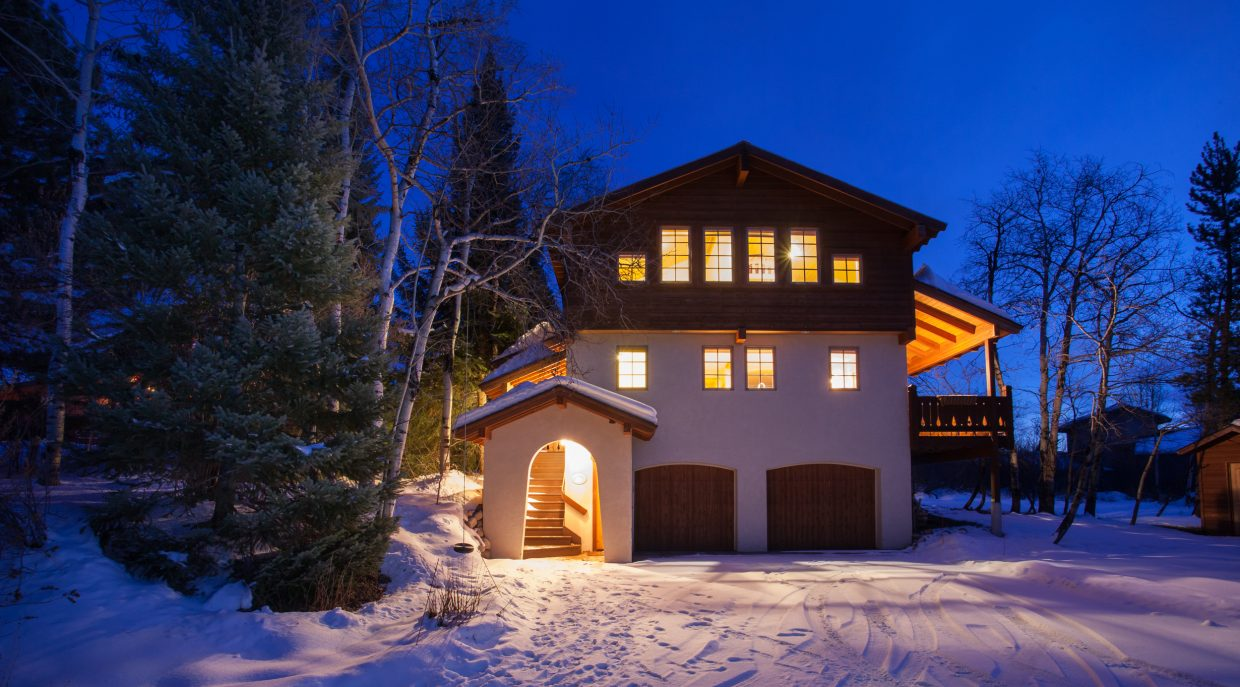 This home in the Fish Creek Falls neighborhood is listed for $950,000 by Jon Wade of The Steamboat Group at Colorado Group Realty. There was tight inventory in Steamboat for single-family homes for under $1 million in 2015.