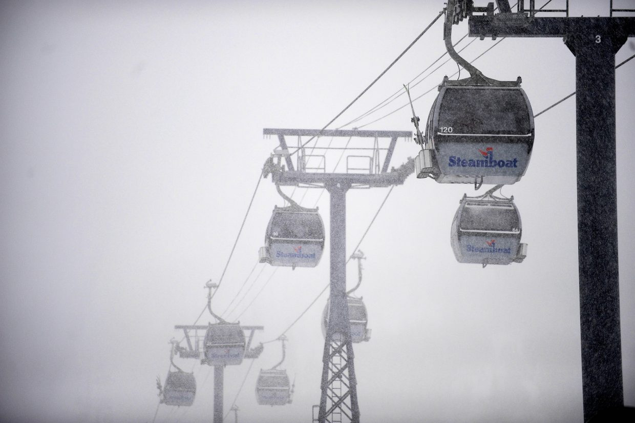 Intrawest plans to spend between $46 million and $50 million on capital projects, but nothing specific was mentioned for Steamboat Springs.
