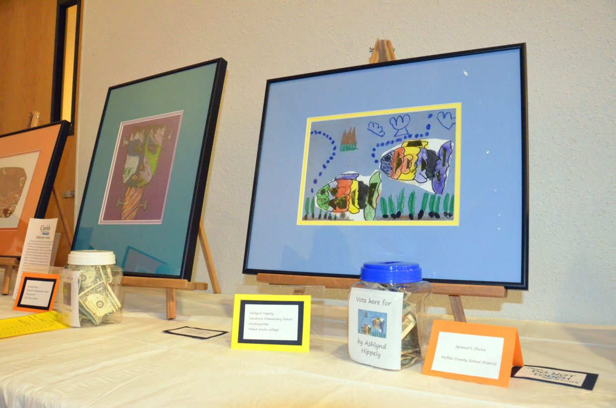 The Cherish the Little Things Art Show, hosted by Connections 4 Kids, will take place from Feb. 11 to 13 at Center of Craig.