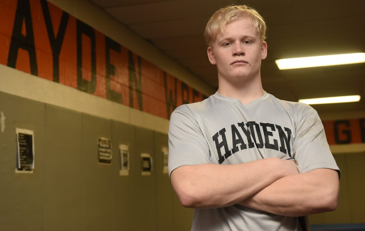 Hayden's Christian Carson was crushed when he lost a tight match a year ago in the state semifinals. He said he learned from that loss and now that he's heading back to state championships, which begin Thursday, he's intent on getting beyond it.