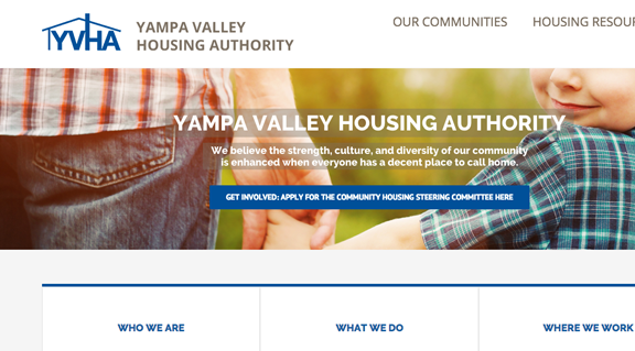 The Yampa Valley Housing Authority is coordinating the effort to create a new community housing steering committee.