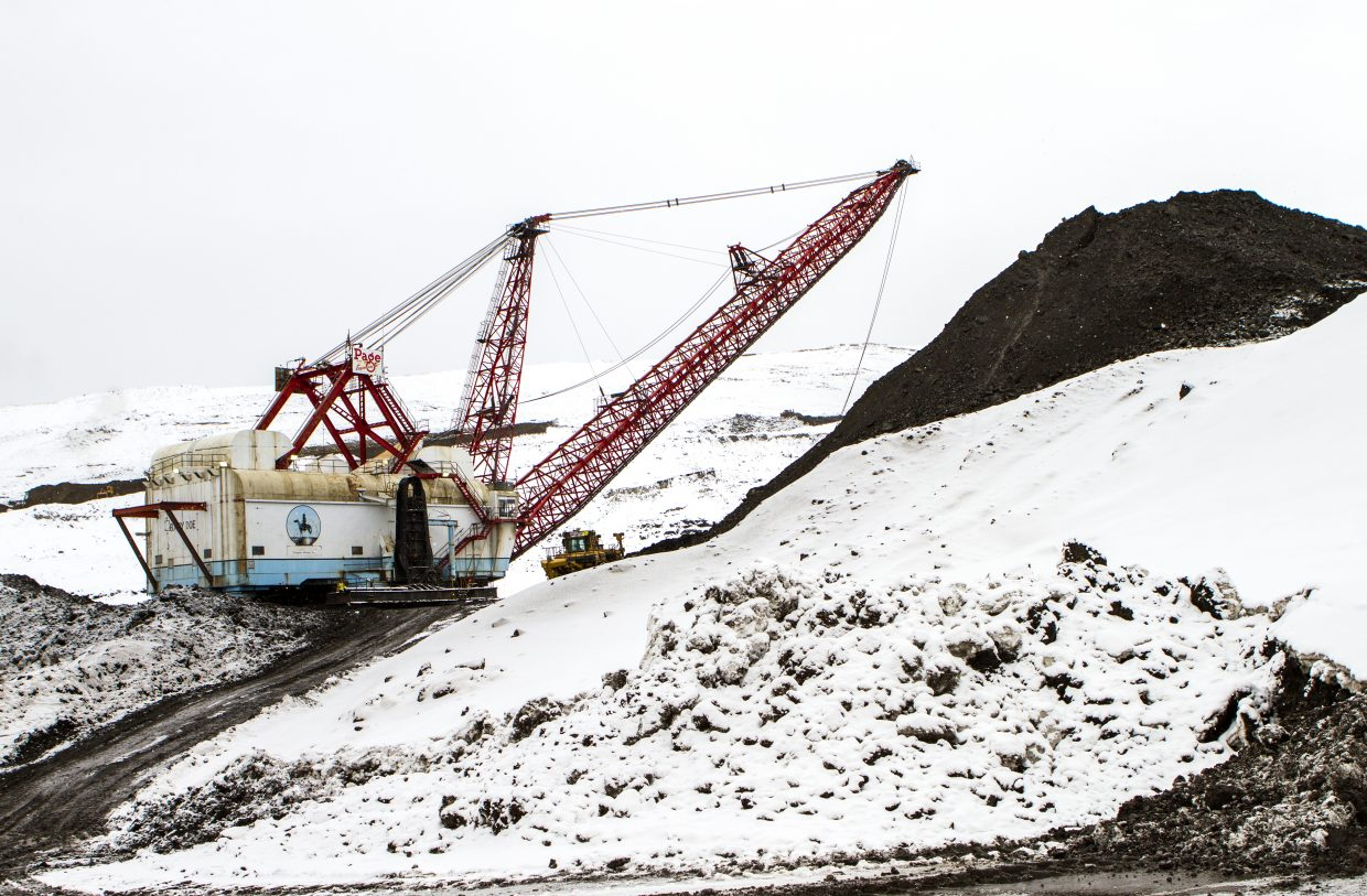 The repeal of the federal Stream Protection Rule by Congress and President Donald Trump this month relieved Northwest Colorado coal mines — including Trapper Mine, pictured here — of misplaced and redundant environmental regulations, according to Moffat County officials.