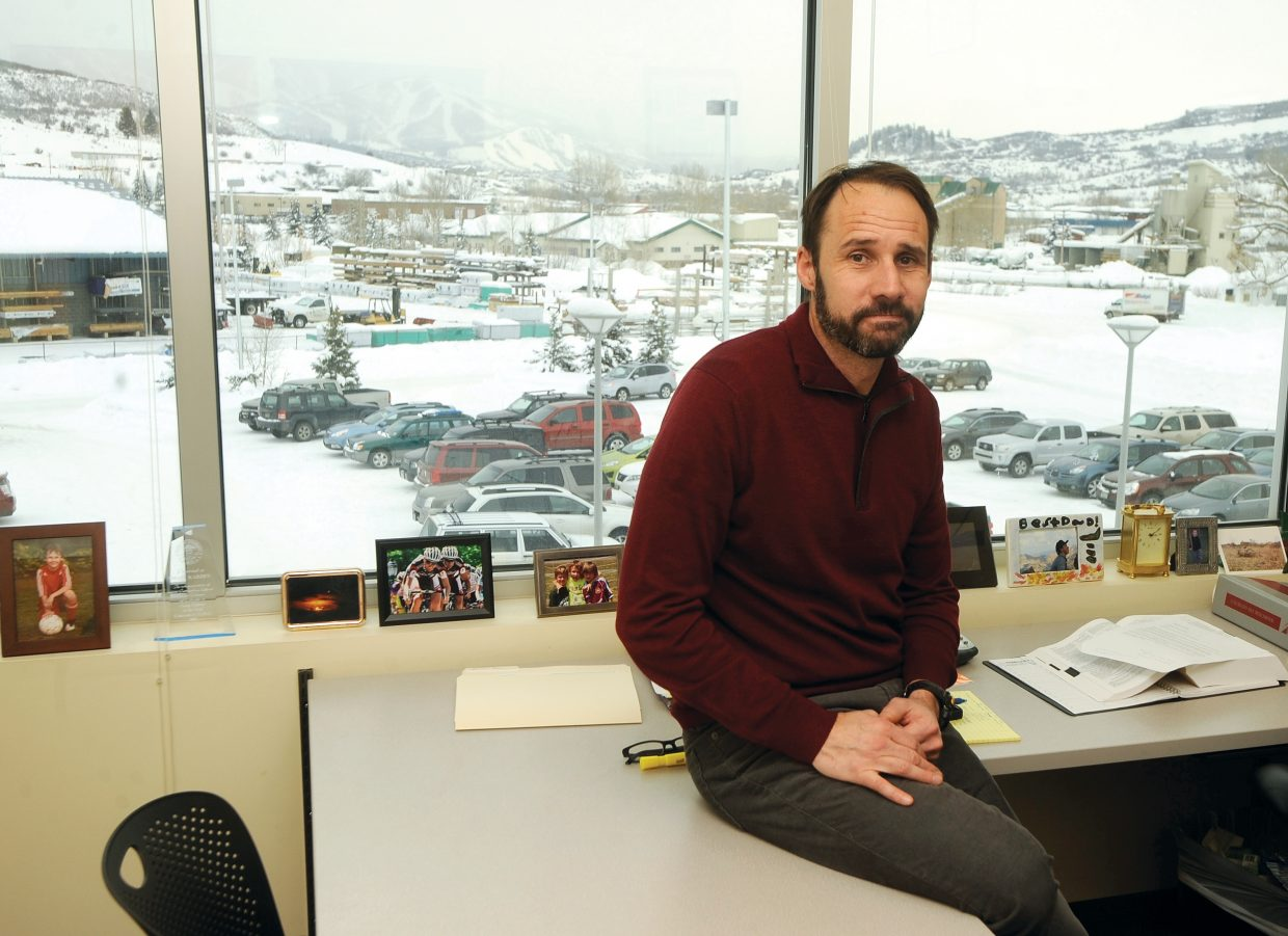 Routt County's new chief deputy district attorney, Matt Karzen, says he always wanted to return to Steamboat Springs, where he ski raced and went to high school.
