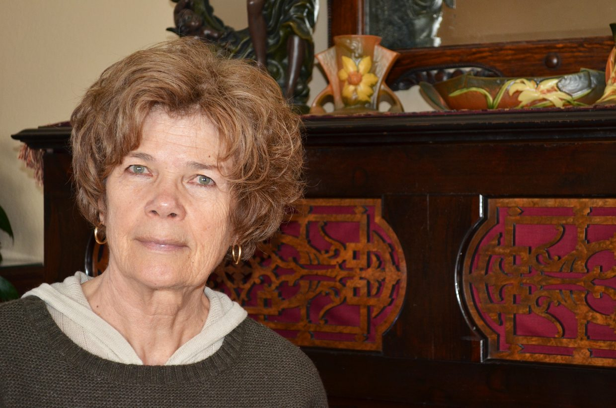 """Janet Sheridan is the author of """"A Seasoned Life Lived in Small Towns."""" She will have a book signing and reading at 4 p.m. Saturday at Off The Beaten Path in Steamboat Springs."""