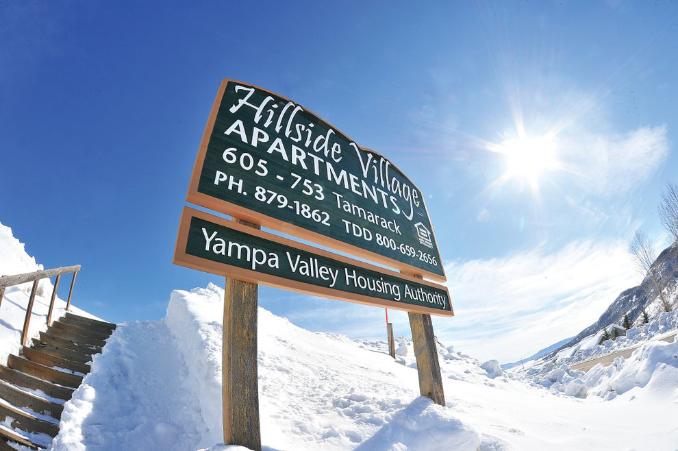 Hillside Village Apartments is an affordable housing project owned and managed by the Yampa Valley Housing Authority.
