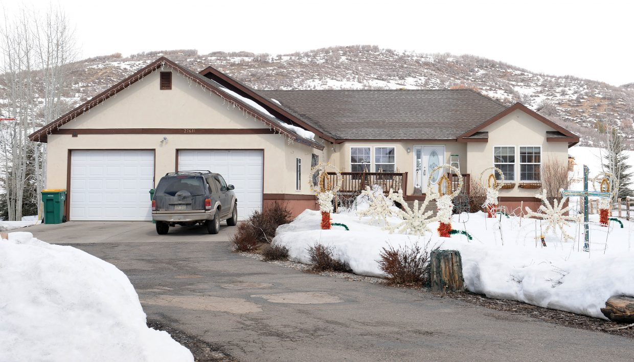 Alan Lanning purchased his home in 2006 with the help of a $133,000 home loan from the city of Steamboat Springs.