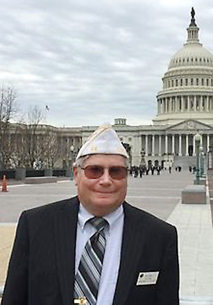 American Legion Post 44 Adjutant Jim Stanko, of rural Steamboat Springs, made his ninth trip to Washington D.C., with American Legion members from around the country to lobby Congress on behalf of military veterans in late February. He reported he was encouraged by a visit with the House Veterans Affairs Committee in Congress.