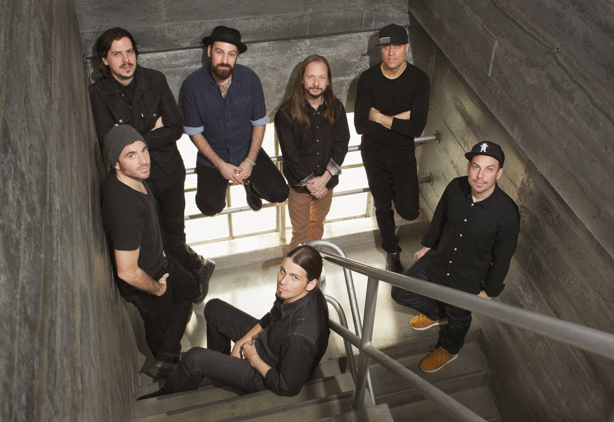 The Motet is an improvisational funk band hailing from Colorado. The band will headline the Bud Light Rocks the Boat Free Music Series at 3:30 p.m. Saturday at the Gondola Base area.