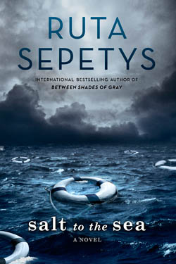 """Salt to the Sea,"" by Ruta Sepetys"