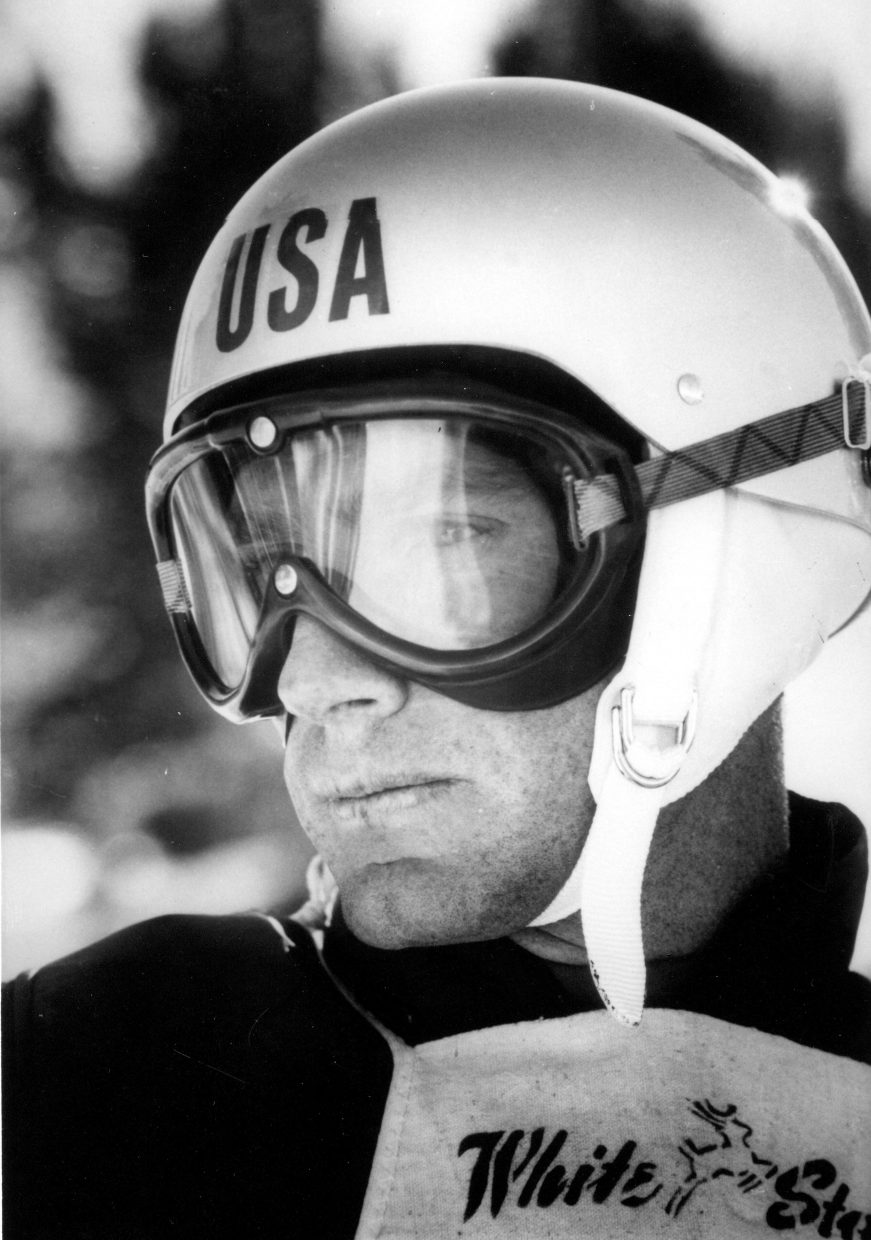 Buddy Werner was one of the first great American ski racers.