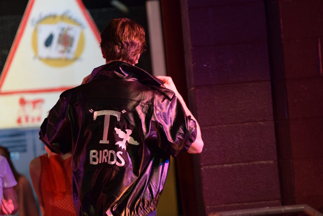 The Steamboat Springs High School production of Grease features the T-Birds, along with the Pink Ladies and other cliques from the classic play.