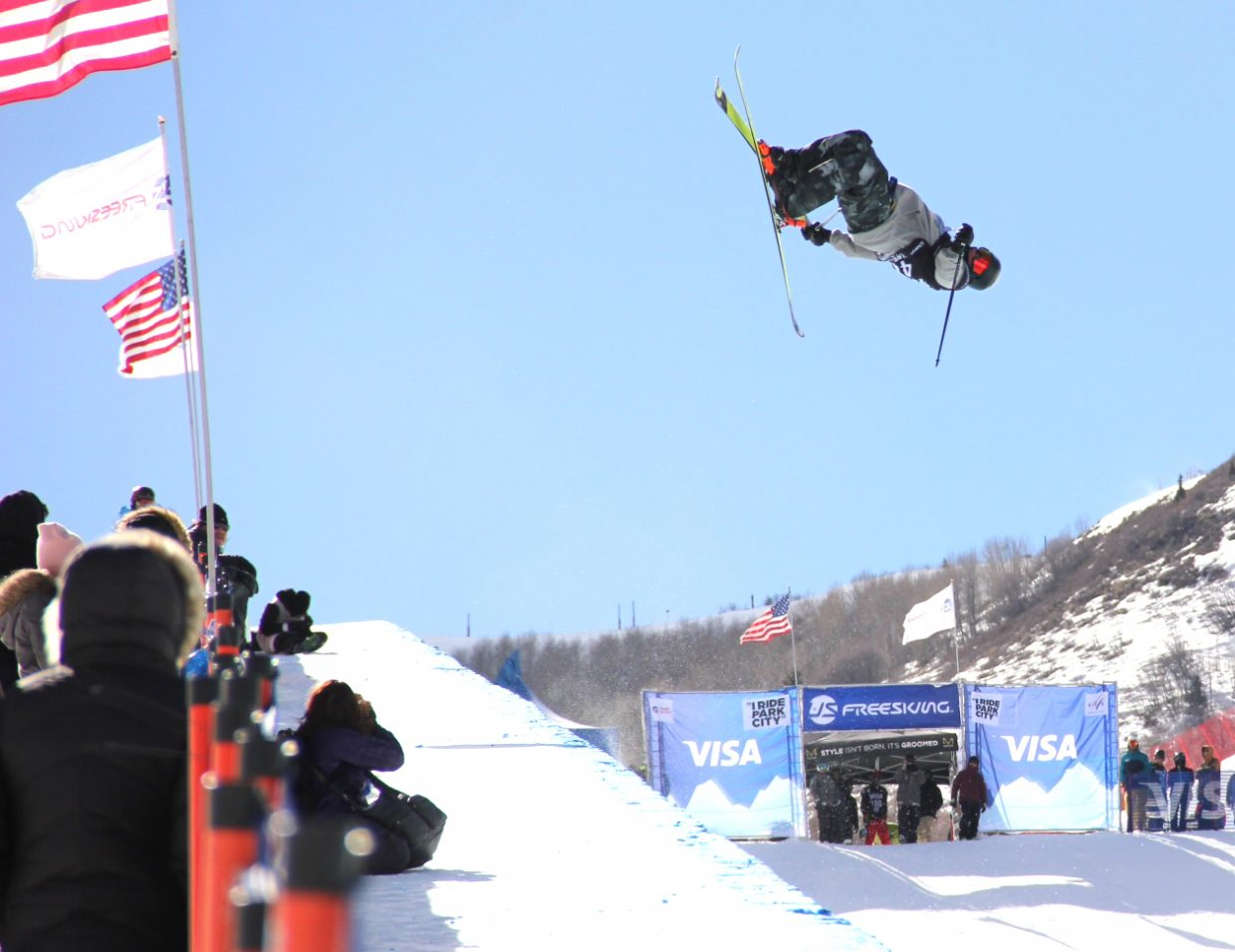 Steamboat Springs skier Lennon Vaughan is wrapping up his season with a strong finish. He placed ninth in the Junior World Championships last week in Italy.
