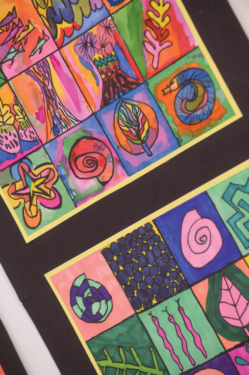 A wide range of artists are participating in this year's Routt County Youth Art Show at the Depot Art Center.
