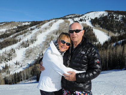Since losing her husband, Ross, on March 4, 2015, Steamboat Springs resident Jan Theadore has made Alpine skiing a positive part of the grieving process. Theodore, 72, logged her 100th day at Steamboat Ski Area on April 6.