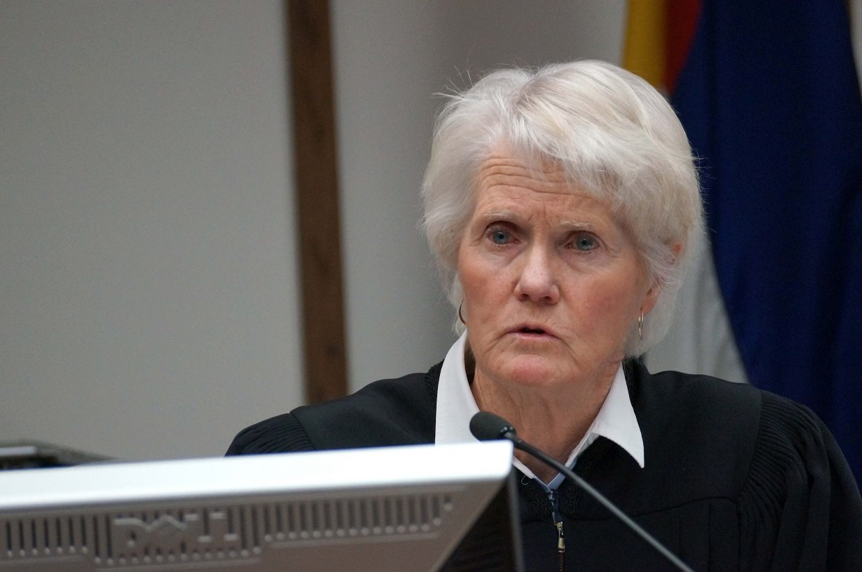 Colorado 14th Judicial District Judge Shelley Hill resided over the Georgie Hand case.