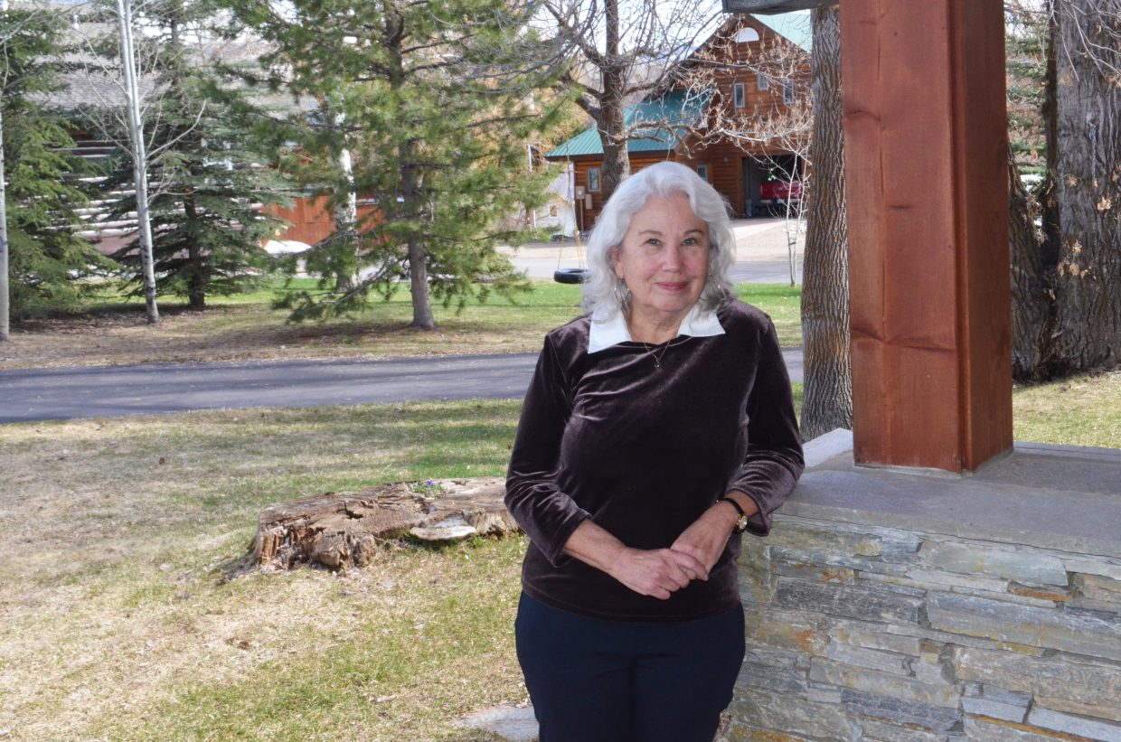 Steamboat Springs resident Mayling Simpson spent her 40-year career traveling the world pursuing humanitarian work before settling in Steamboat Springs.