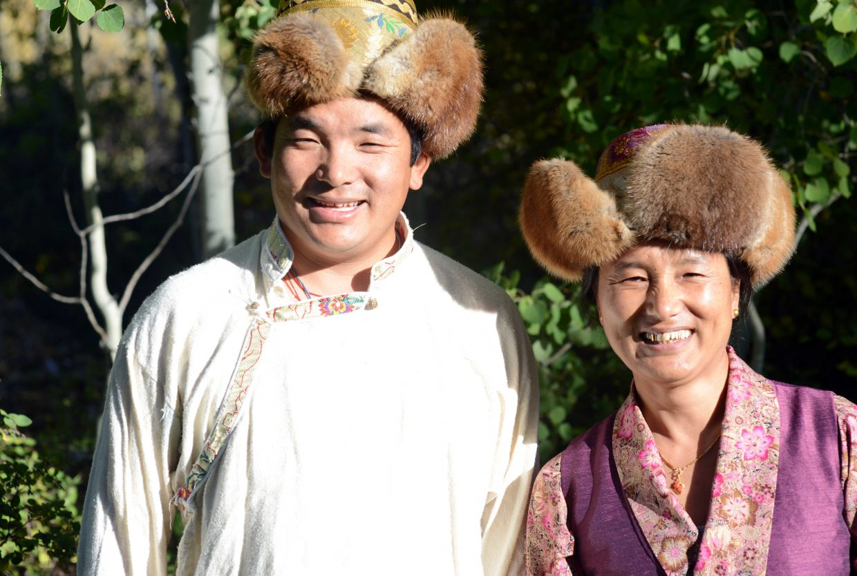 Chhiring Dorje Sherpa and his wife, Dawa Phuti Sherpa, moved to Steamboat Springs first in July 2012.