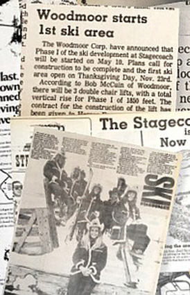 The old Stagecoach ski area operated only from 1972-74, but interest in reviving it remains.